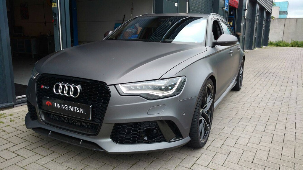 rs6 tuning